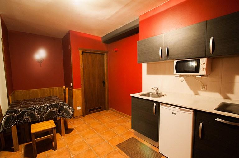 ZubeltzuTorre-Apartamento 2 Cocina