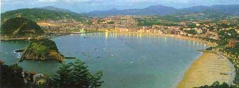Turismo País Vasco, Concha, San Sebastián