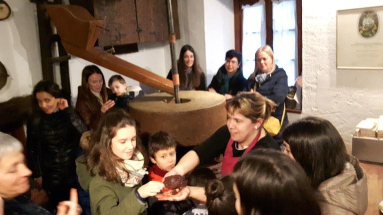 The Chocolates Mendaro-Saint Gerons' workshop