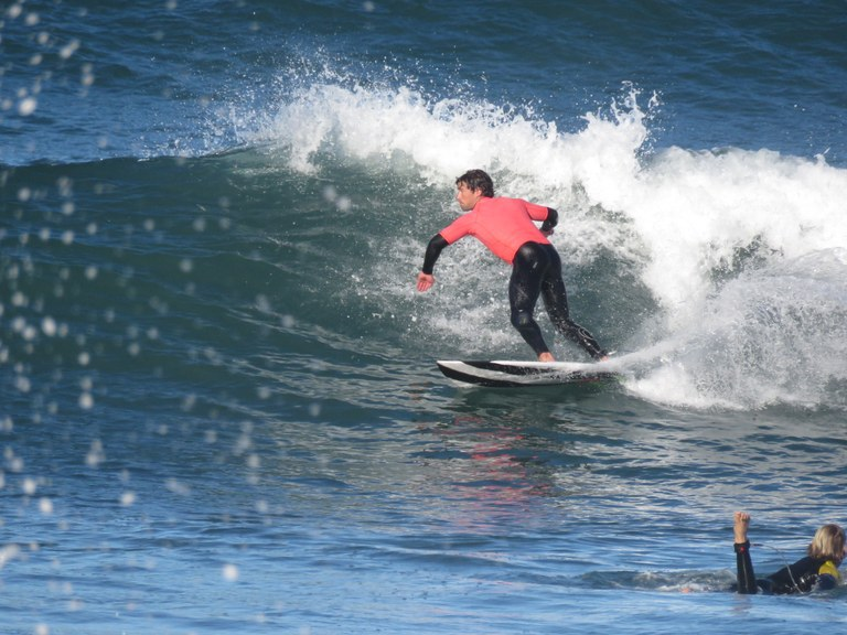 Surf in Deba