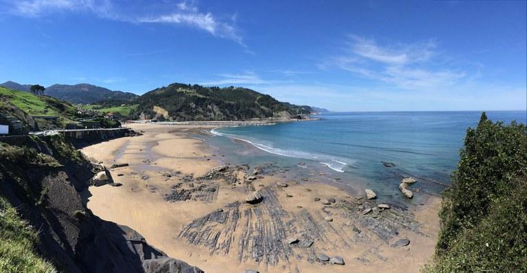 Lapari beach