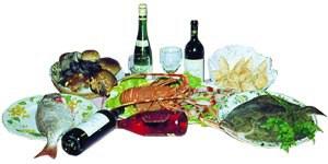 Pescados y mariscos típicos de la gastronomía vasca