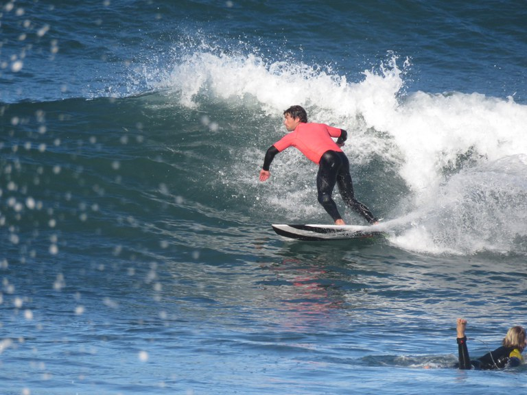 Surf en Deba