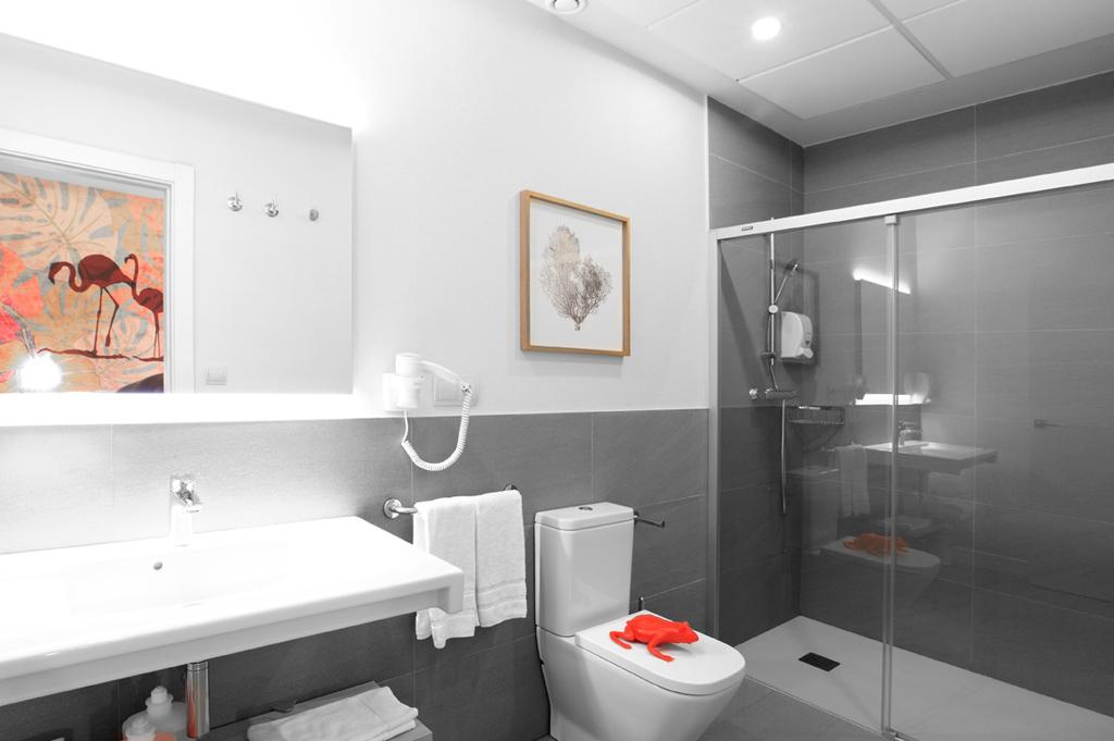 Eibarrooms baño