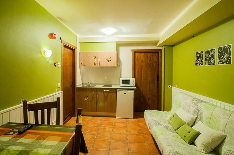 ZubeltzuTorre-Apartamento 1 cocina