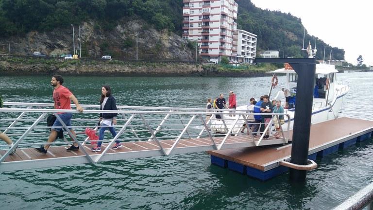 Barco Deba