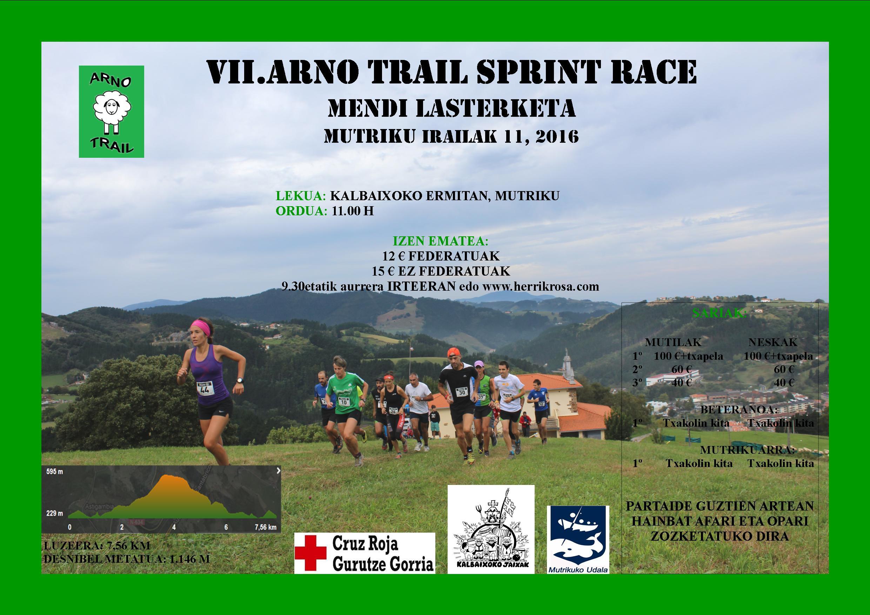 Arno Trail 2016
