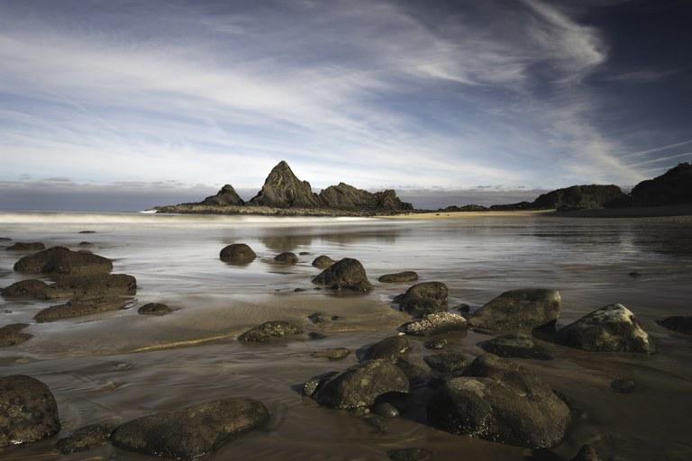 Playa de Saturraran