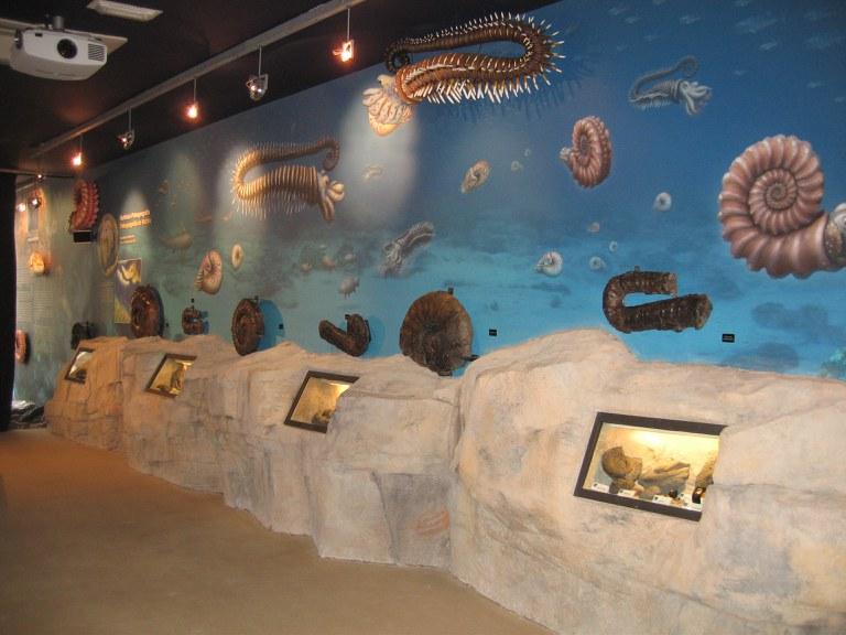 Centro de Interpretación Nautilus, en Mutriku