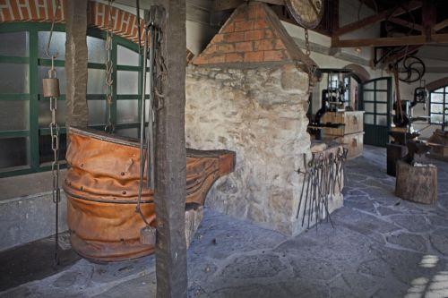 Una de las salas del museo