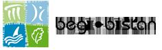 Begi Bistan - Bisita gidatuak (logoa)