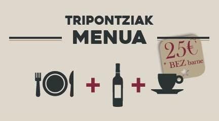 menu tripontziak