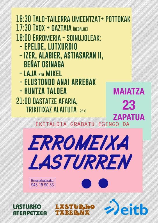 Erromeria Lasturren
