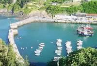 Mutriku es un pueblo costero de unos 4.500 habitantes