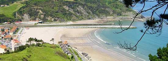 Deba Playas País Vasco