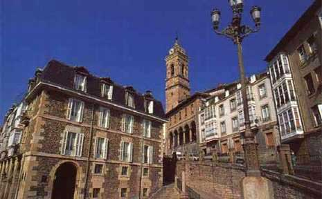 Turismo País Vasco, Vitoria Gasteiz, Alava